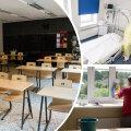 PÄEVA TEEMA   Mari-Liis Sults: vaktsineerimata õpetajad töötavad kodust, aga koristajaid distantsile ju ei saada