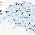 Reovesi: koroonaviirus on kõikjal Eestis laiali, puhtad on hetkel vaid Põltsamaa ja Adavere
