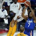Kevin Durantil on Tokyos võimalus tõestada, et hoopis tema on maailma parim korvpallur.
