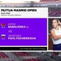TÄISPIKKUSES | Tennis: Aryna Sabalenka - Anastasia Pavljutšenkova