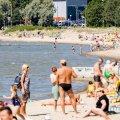 KUUMALAINE! Neli päeva järjest lubab üle 30kraadist kuumust