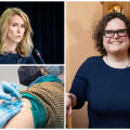 """PÄEVA TEEMA   Kadri Paas: Kallase """"järgmise nädala"""" valitsus on vaktsineeritute suhtes täiesti hoolimatu"""
