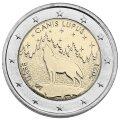Hunt 2-eurosel mündil
