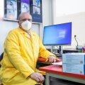 Viroloog Andres Merits.