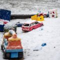 Viimane lumi Viimsis 3.04.2020