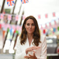 Кейт Миддлтон пришла на саммит G7 в браслете принцессы Дианы