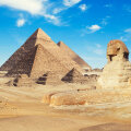 Giza püramiidid ja sfinks