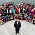 Семья Зиона Чаны считается самой многочисленной в мире