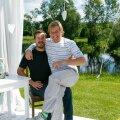 Taavet Hinrikus (vasakul) ja Kristo Käärmann võivad rahul olla. Nende kümme aastat tagasi loodud firma väärtuseks prognoositakse veidi üle 10,5 miljardi euro.