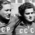 Õed Pressid: Tamara (vasakul) ja Irina. 1958. aastal keeldusid teised naised Tallinnas peetud võistlustel Tamaraga koos pjedestaalile minemast.