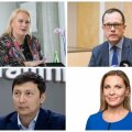 Triin Varek, Urmas Klaas, Mihhail Kõlvart, Maris Toomel