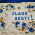 Meenutus Eesti sünnipäeva tähistamisest Päinurme rahvamajas