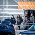 Soome turist saabub laevalt