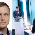 Karl Sander Kase: Kaja Kallas, peaminister olete teie, miks näidata vaktsineerimiskaoses näpuga Helme peale?