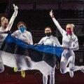 Eesti epeenaiskonna finaal Tokyo2020 27.07.2021