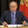 VIDEO | Putin: Vene vaktsiinid on töökindlad nagu Kalašnikovi automaat
