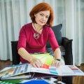 21 aastat töörõivakangaid müünud Katrin Ots puutub esmakordselt kokku nii pikaks venivate tarneaegadega. Mõnele tema kliendile on see kaasa toonud leppetrahvid.