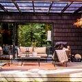 ДО и ПОСЛЕ | Преображение одной террасы. Как создать стильное и уютное пространство, чтобы проводить там время круглый год?