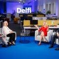 Delfi TV 2021. valimiste otsesaade