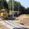 Raudtee rajamine Riisiperest Turbani