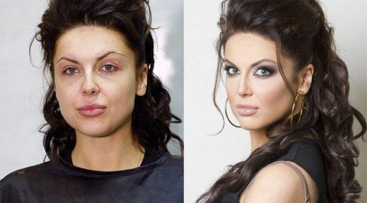 Фото женщин в 40 лет без макияжа