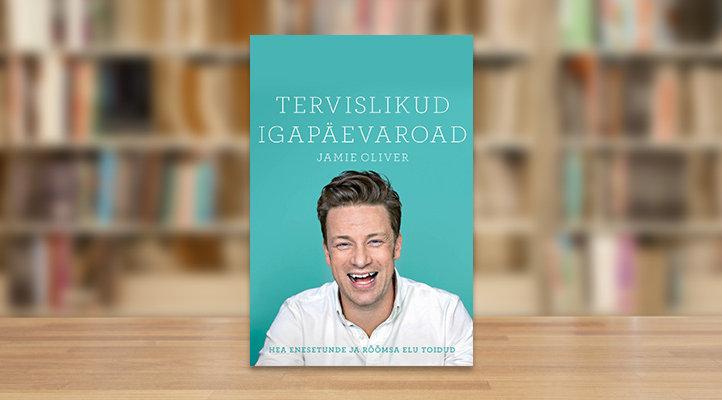 1dbd1dd46bf RAAMATUBLOGI: Rahvakokk Jamie Oliver ja tema tervislik piibel