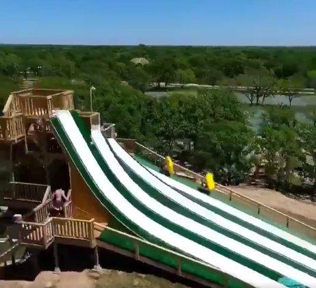 Muhe VIDEOklipp: Vaata, need suvised hüpped liumäelt ajavad küll meele kadedaks