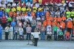 Erivajadustega inimeste laulupidu Viljandis