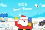 Google'i Santa Tracker