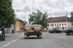 Tapa linna elanikud, Nato sõjaväelased