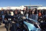 Harley Davidsonide hooaja avaüritus Ülemistes