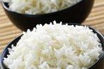 Keedetud riis.