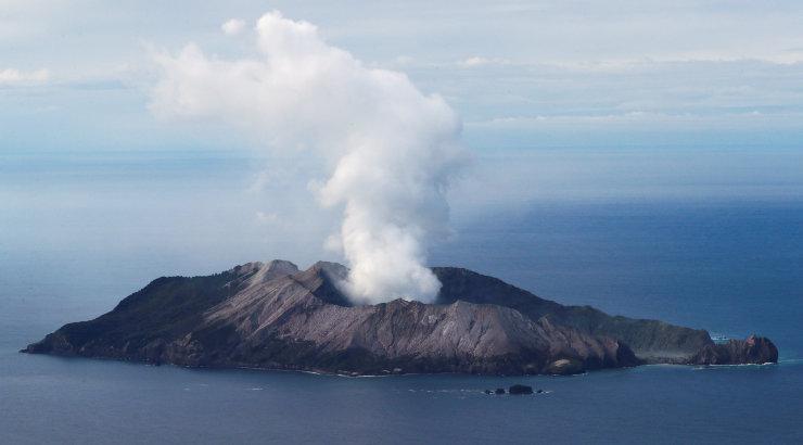 Uus-Meremaa politsei kavatseb surnukehad vulkaanisaarelt ära tuua homme