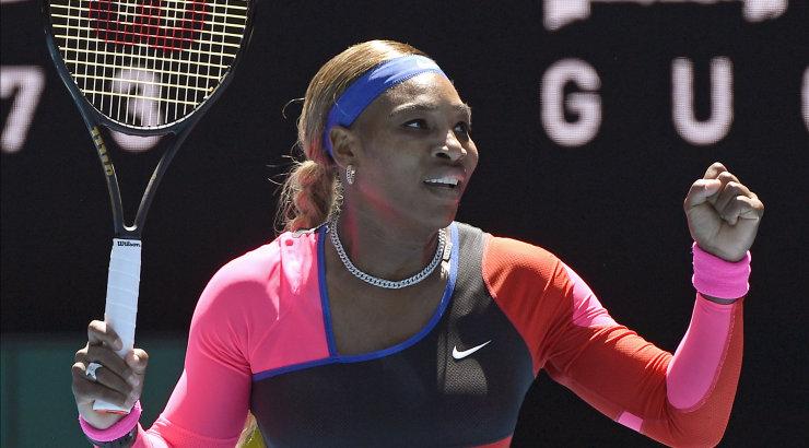 VIDEO | Australian Openi naiste turniiri favoriidid ei lasknud end üllatada, Williams oli setikaotuse äärel