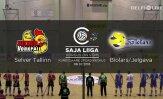 TÄISPIKKUSES: Võrkpalli Balti liigas kaotas Tallinna Selver Jelgava Biolarsile