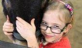 Imeline lugu: tumm tüdruk üllatas kõiki, kui lausus oma eeslile need sõnad
