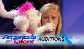 VIDEO: Hämmastav! 12-aastase kõhurääkija etteaste Ameerika talendisaates võtab sõnatuks