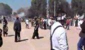 FESTIVAL MEHHIKOS: Inimesed panevad lõhkelaengud haamri külge ning löövad siis täie jõuga vastu metallplaati