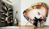 GALERII: Ägeda disainiga raamaturiiulid, mida Sa endale koju tahaksid!