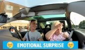 VIDEO | Liigutav! Lapselapse sünnipäevaüllatus paneb vanaema minutiteks õnnepisaraid valama