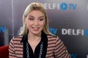 ВИДЕО: В студии Delfi TV — самый успешный блогер Эстонии Estonianna раскрывает секреты своего успеха