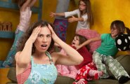 Miks lapsevanemad end nii kurnatuna tunnevad?
