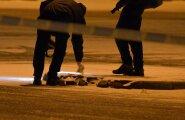Saku Suurhalli tulistamises kahtlustatava juurest leiti relv