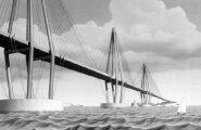 Kas on üldse olnud plaane ehitada sild üle Inglise kanali (ehk La Manche'i väina)?