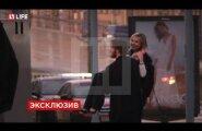 ВИДЕО: Пелагею вынесли на руках с фуршета сборной России