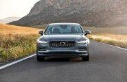 Proovisõit: Volvo S90 - seekordne auto on päris kena kompvek