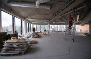 Tallinna Hilton palkas värbamiskampaaniaga 110 töötajat, kes pidid läbima mitmeid hindamisvoore