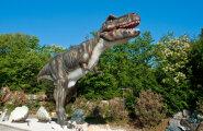 Tallinna külje alla kavandatakse dinosauruste teemaparki
