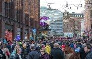 Soomes levib avalik tänavarassism: sõim, sülitamine, kommenteerimine