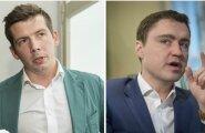 Рыйвас ответил на вопрос Репинского о ситуации в Ида-Вирумаа